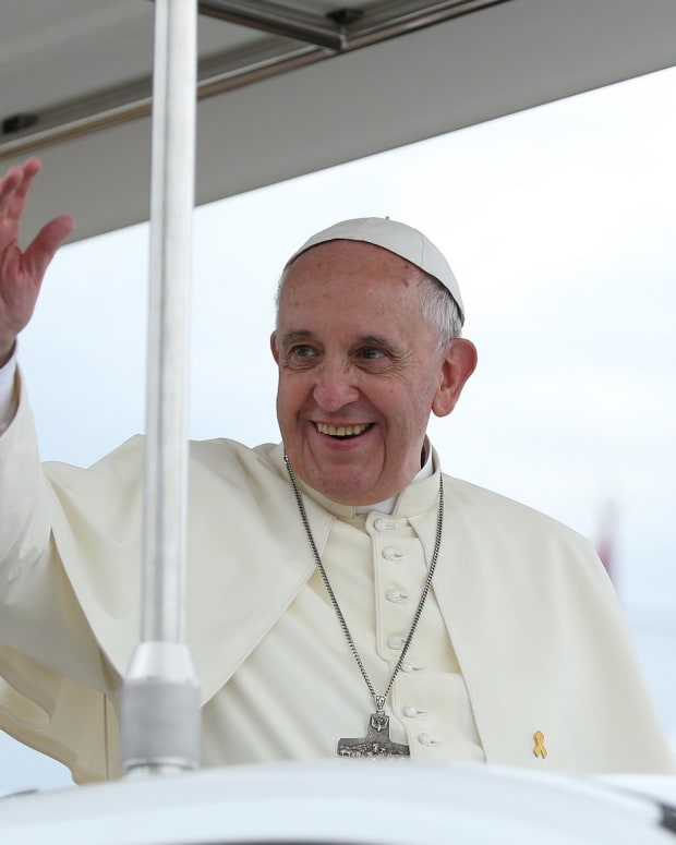 Pope Extends Special Permission On Abortion Promo Image