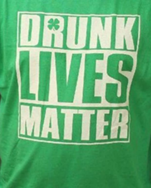DUI Guy Wears 'Drunk Lives Matter' Shirt In Mugshot Promo Image