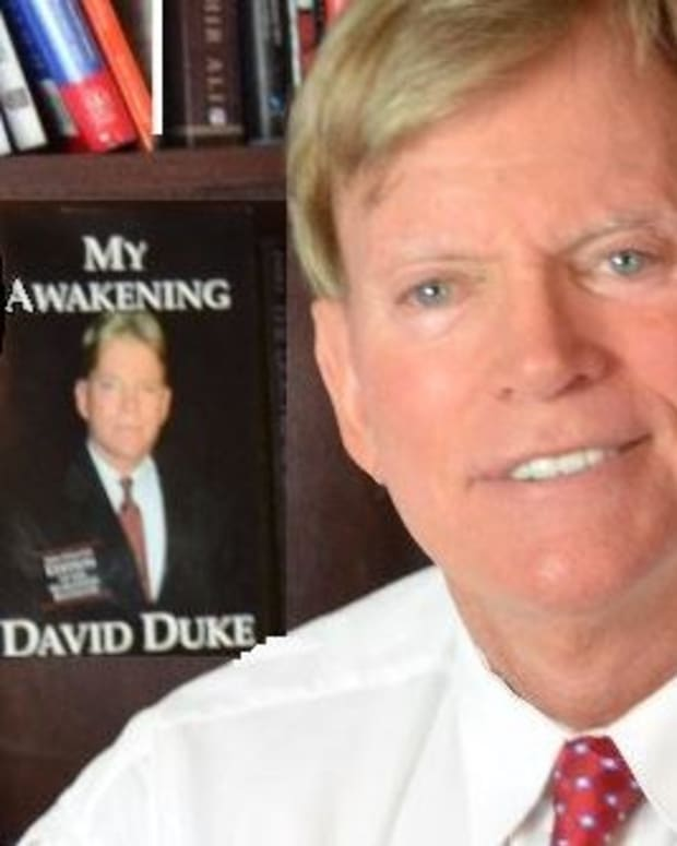 David Duke Blasts NYC Mayor For Honoring Jewish People Promo Image