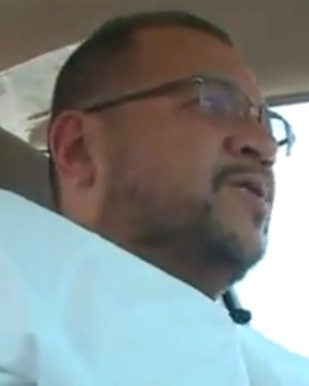 Uber Driver Finds Man's Life Savings (Video) Promo Image