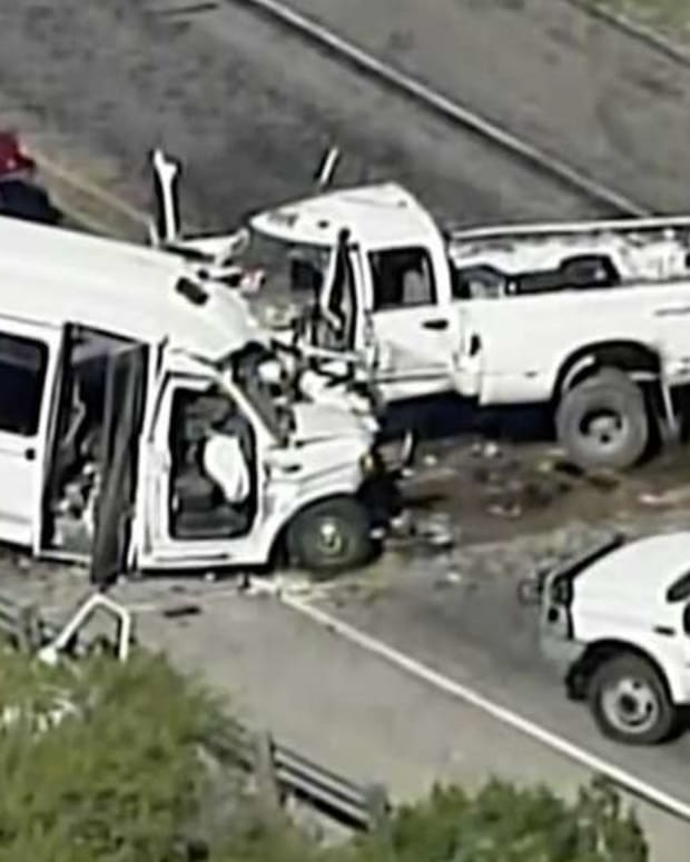 Truck Driver Who Killed 13 Elderly Churchgoers Was High Promo Image