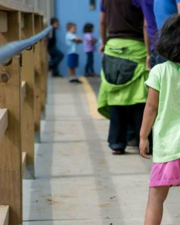 Border Crossings Surge Over 40% But Shelter Is Scarce Promo Image