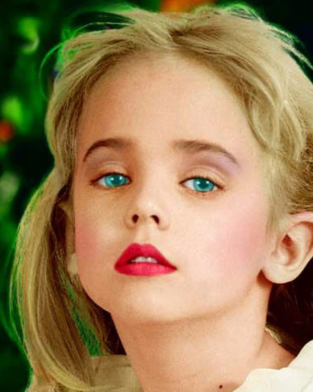 Documentary: Did Pedophiles Kill JonBenet Ramsey? Promo Image