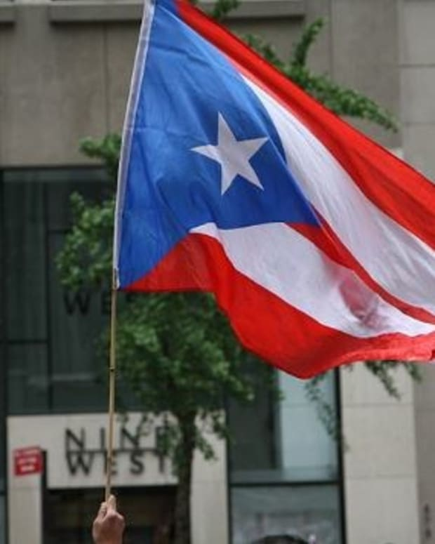 Puerto Rico Legislator Wants Statehood By 2025 Promo Image