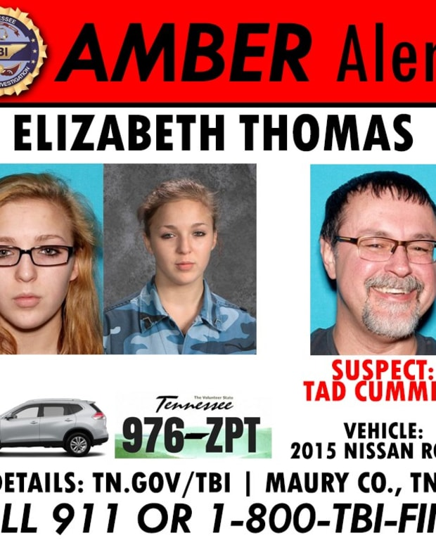 Alert Renewed For Tad Cummins And Teen Hostage Promo Image