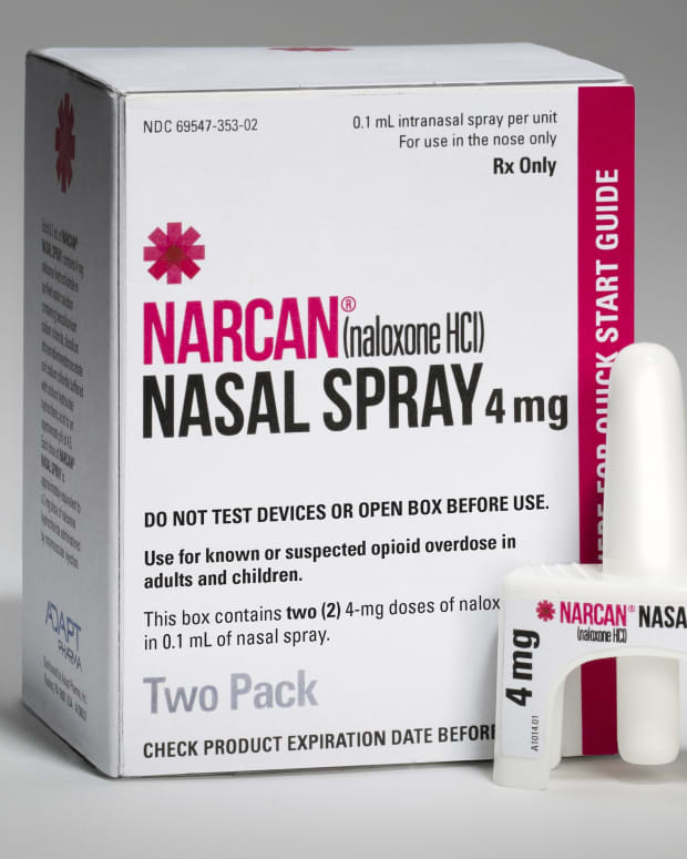 11-Year-Old Overdoses On Heroin, Revived With Narcan Promo Image