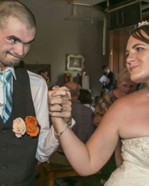 Man With Weeks Left To Live Marries Sweetheart Promo Image