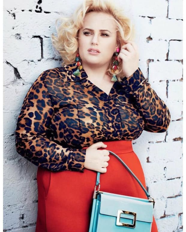 'Pitch Perfect' Fans Angry At Photo Of Rebel Wilson (Photos) Promo Image