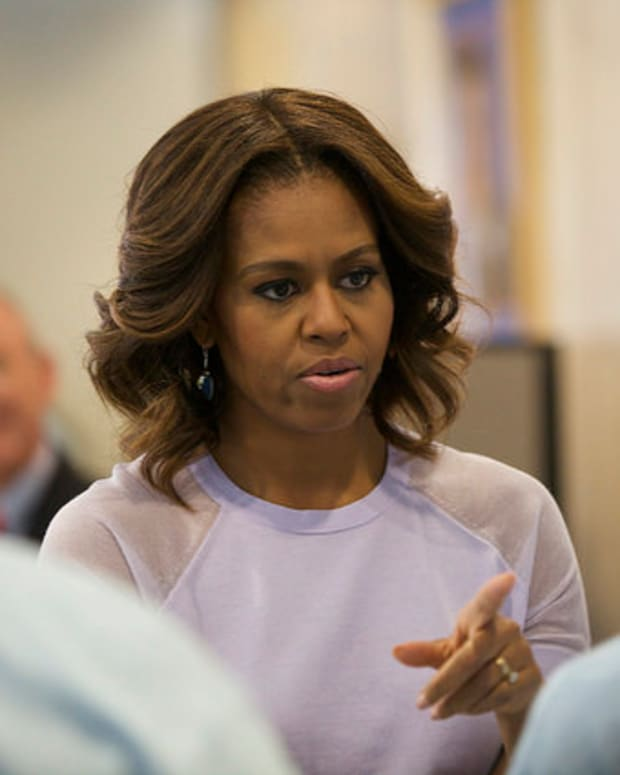 Hackers Release Michelle Obama's Passport Promo Image