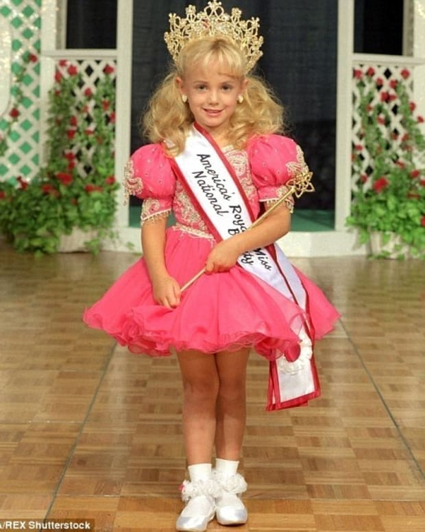 More Details Released On JonBenet Ramsey TV Programs (Photo) Promo Image