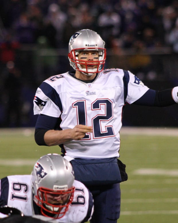 Tom Brady's Jersey Stolen After Superbowl LI (Photos) Promo Image