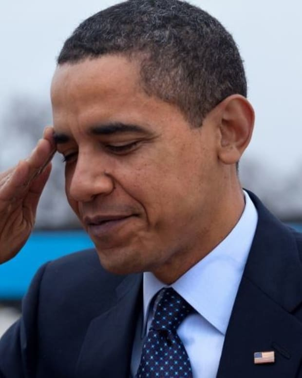 Obama Leaves Office With 58 Percent Approval Rating Promo Image