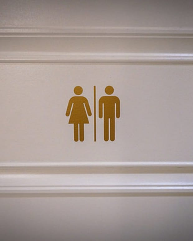 Trump Will Revoke Rules On Transgender Bathrooms Promo Image