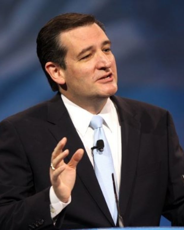 Ted Cruz Wants Humans On Mars By 2033 Promo Image