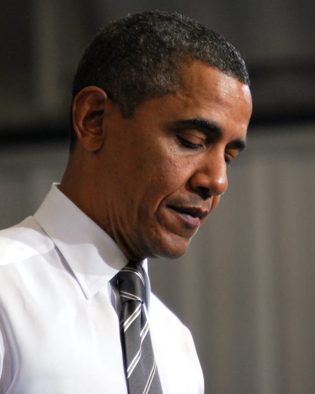 Obama: Marijuana No Different Than Alcohol, Cigarettes Promo Image