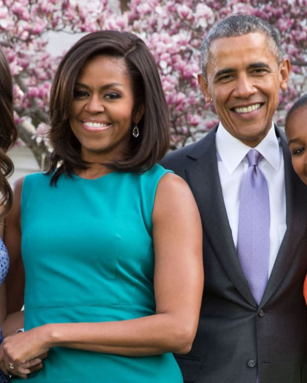 Obamas Purchase Post-White House Home In California Promo Image