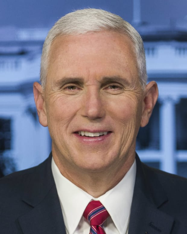 Mike Pence Might Be Impeached As Well Promo Image