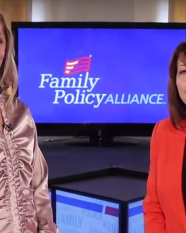 Christian Group, Feminist Group Oppose Transgender Rule (Video) Promo Image