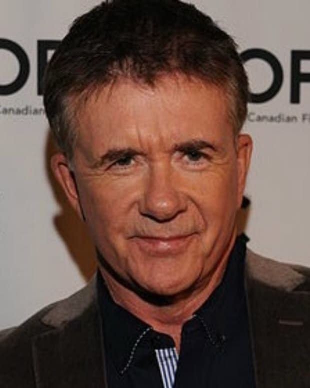Actress Tweets Real Reason Alan Thicke Died Promo Image