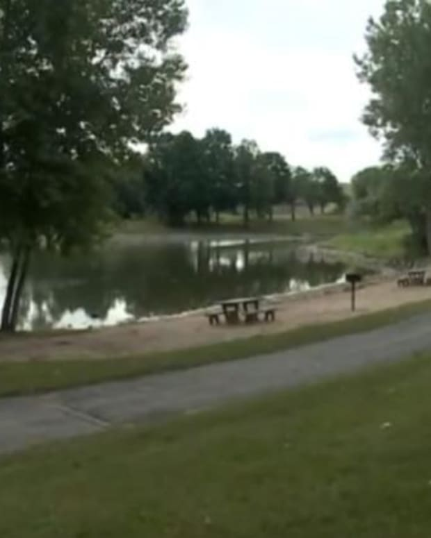 Onlookers Watch As Man Drowns 3-Month-Old Son In Pond  Promo Image
