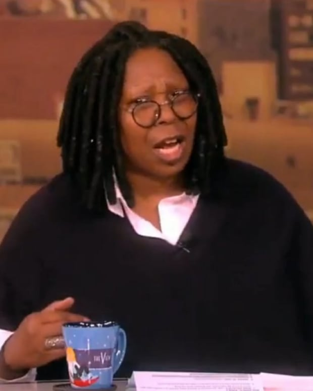 Whoopi: Trump Needs To Apologize To Obama Promo Image