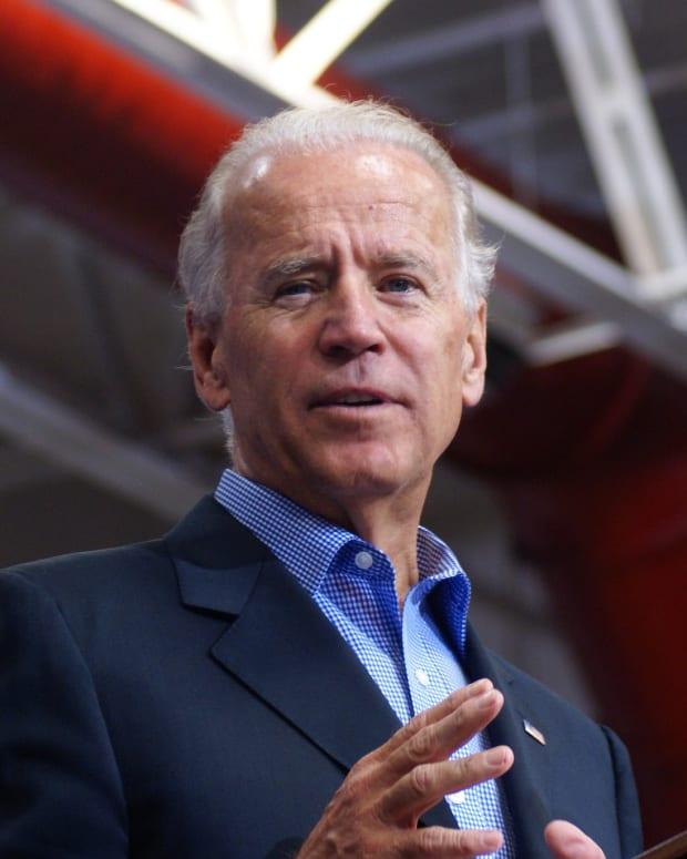 Joe Biden Says Hillary Clinton 'Played Ugly' Promo Image