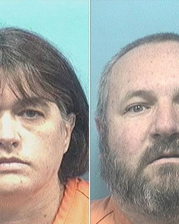 Adoptive Parents Lock Up Teen Son, Starve To 55 Pounds Promo Image