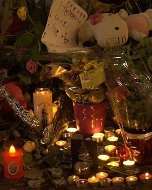 A Child Injured In Nice, France, Attack Has No Visitors Promo Image