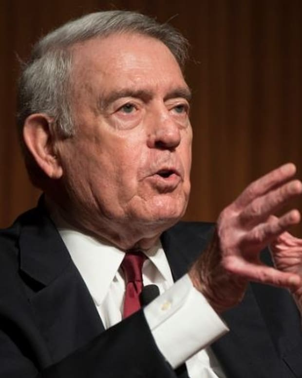 Dan Rather On Trump: 'These Are Not Normal Times' Promo Image