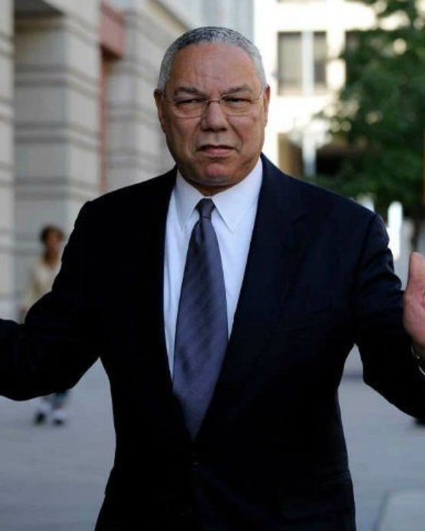 Leaked Colin Powell Emails Reveal Israel Has 200 Nukes Promo Image