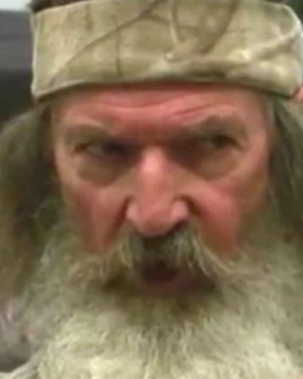 Phil Robertson: Convert Trump To Christianity (Video) Promo Image