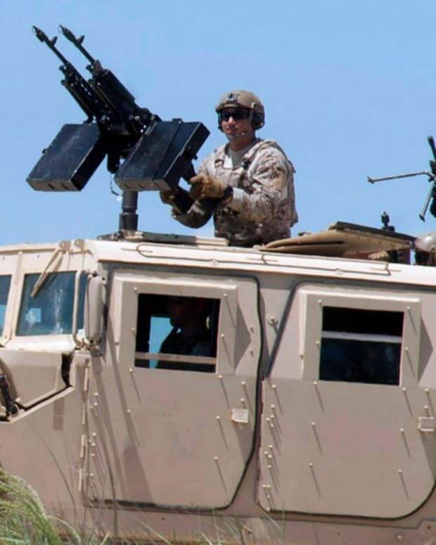 Navy SEALs Punished For Flying Trump Flag (Video) Promo Image