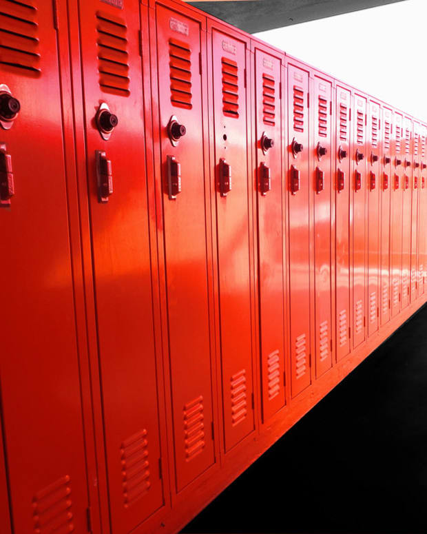 Epileptic Boy Filmed Being Bullied, Stuffed Into Locker (Video)  Promo Image