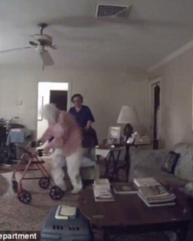 Home Health Aide Wanted For Abusing Elderly Woman (Video) Promo Image