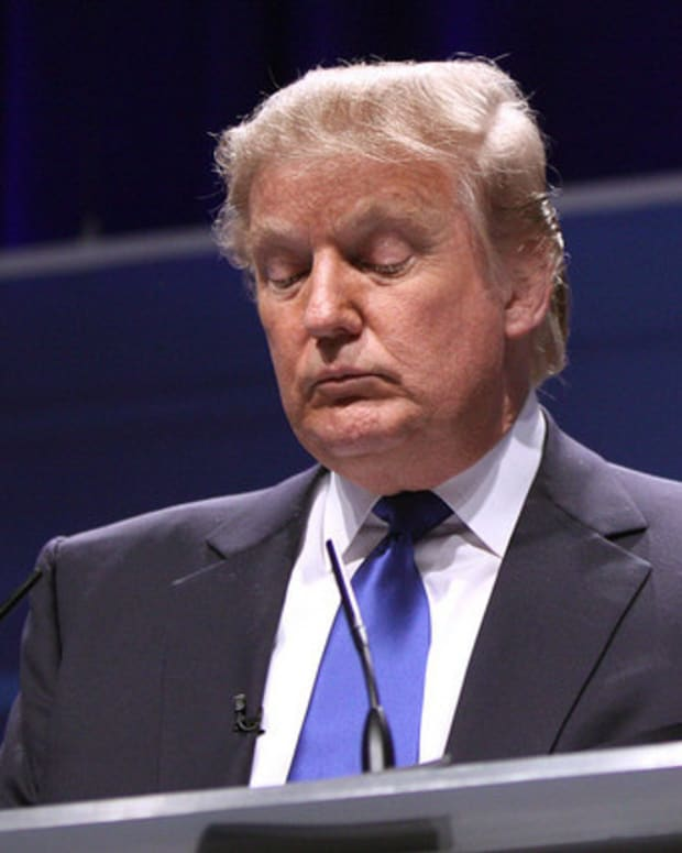 Report: Trump Used Charity Funds To Prepare Campaign Promo Image