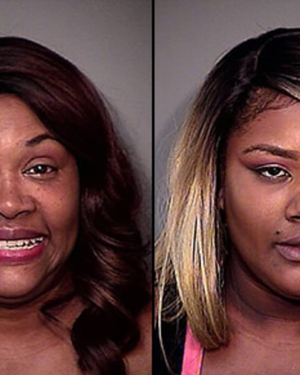 Mother And Daughter Arrested In Prostitution Sting Promo Image