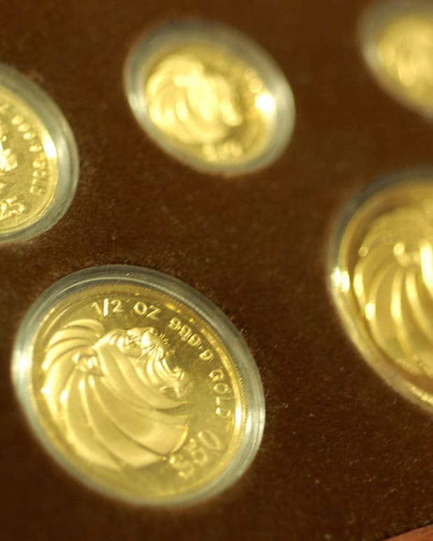 Man Discovers $3.7 Million In Gold In New House Promo Image