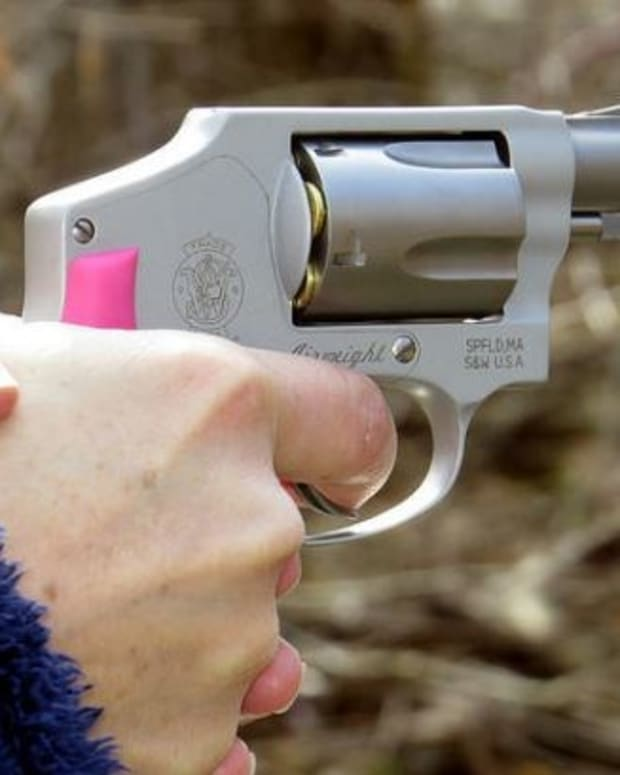 Report: Women Buying More Guns Than Ever Promo Image