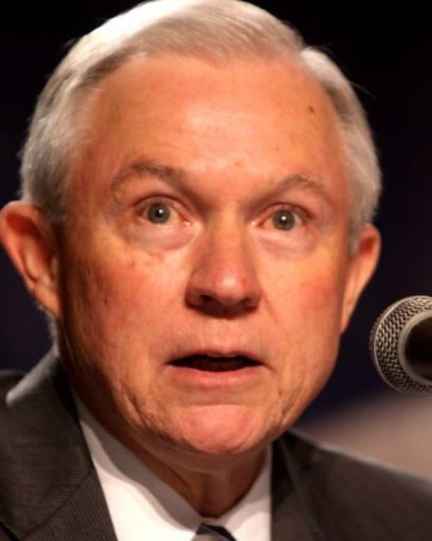 MLK's Widow Warned Against Jeff Sessions In 1986 Promo Image