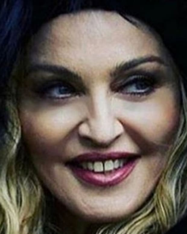 Madonna Explains 'Blowing Up The White House' Comment (Video) Promo Image