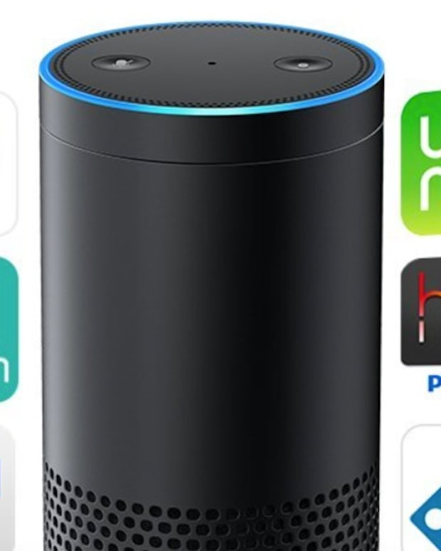 Amazon's Alexa Won't Answer CIA Connection Question (Video) Promo Image