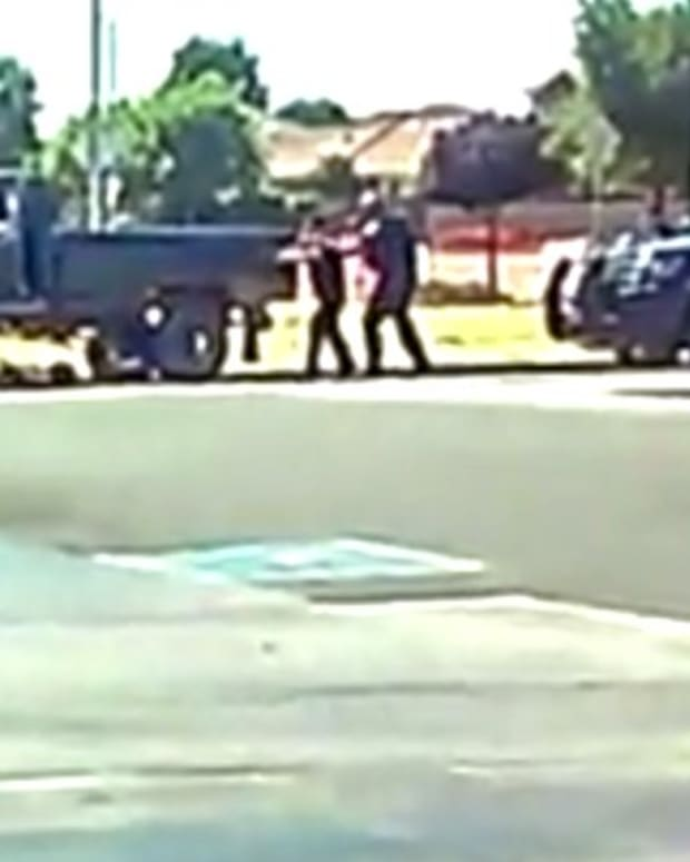 Cops Kill Unarmed Teen Lying On Ground (Video) Promo Image