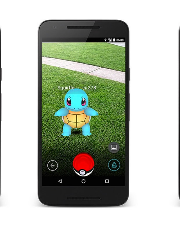 'Pokemon Go' Is Not A Healthy New Trend Promo Image