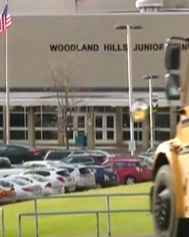 Report: Special Ed Student Records Principal's Threats (Video) Promo Image