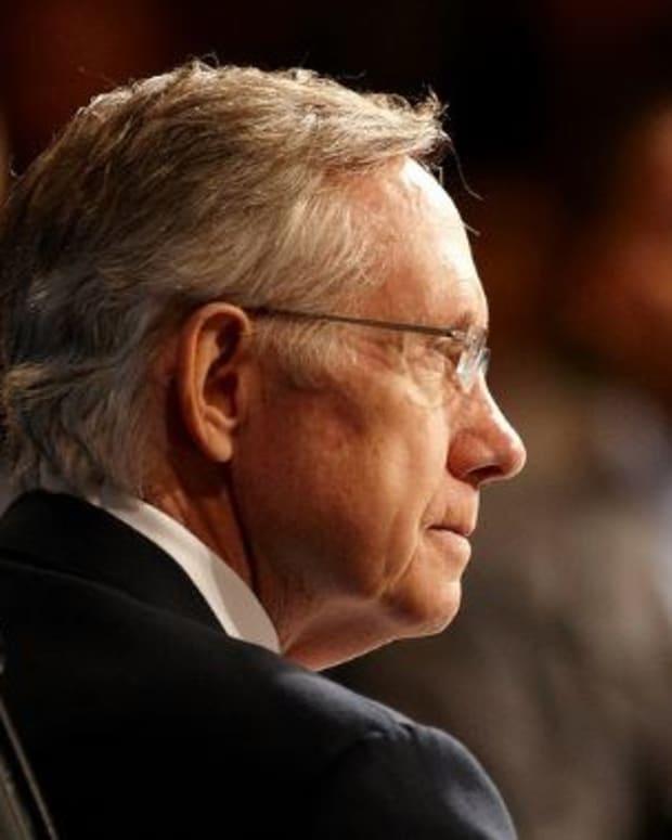 Reid: 'Everybody Knew' DNC Was Biased Toward Clinton Promo Image