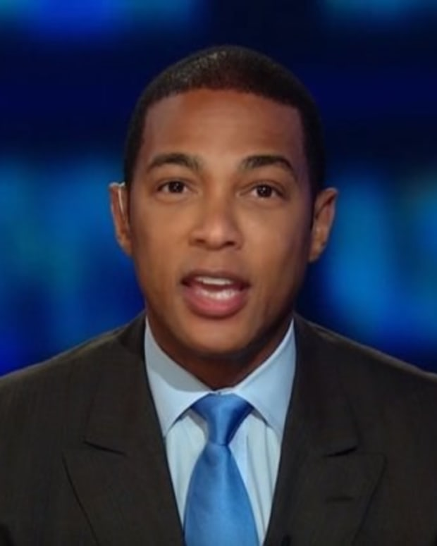 Did CNN's Don Lemon Drink Too Much On NYE? (Video) Promo Image