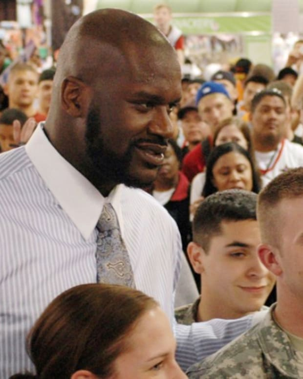 Shaquille O'Neal Says The Earth Is Flat (Video) Promo Image