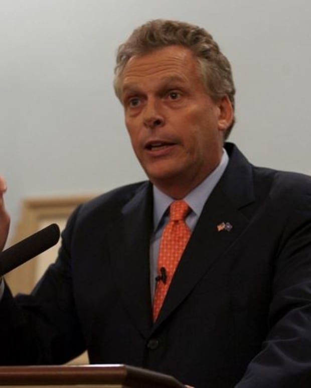 Virginia Governor Vetoes Defunding Planned Parenthood Promo Image