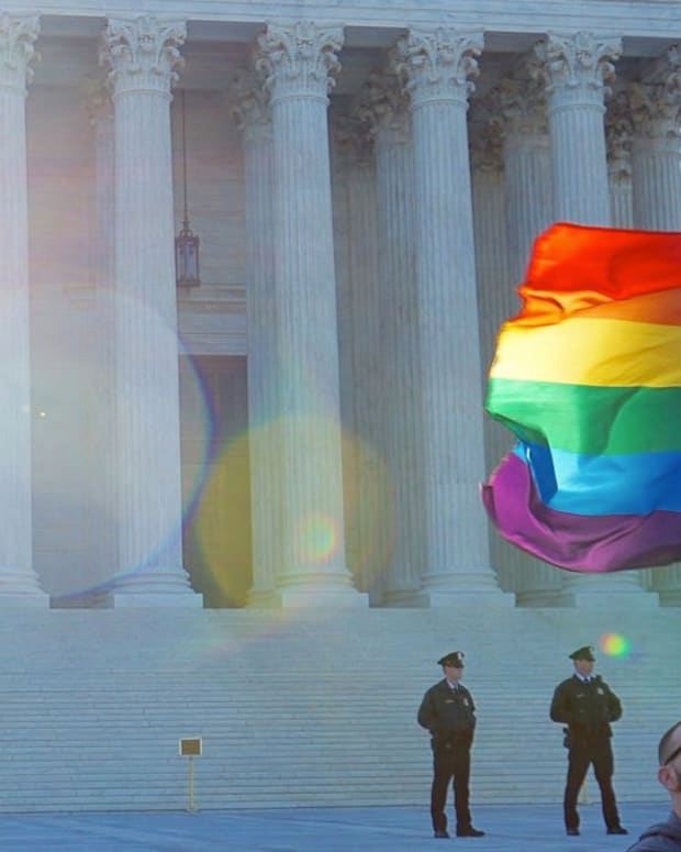 Christian Group Says Anti-Gay Law Protects People (Video) Promo Image