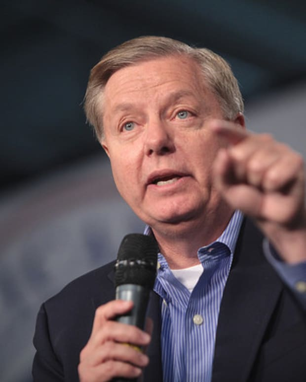 Lindsey Graham To Trump: Stop With Illegal Voter Claims Promo Image